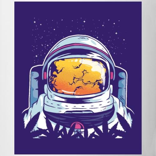 Astronaut smoke - Coffee/Tea Mug