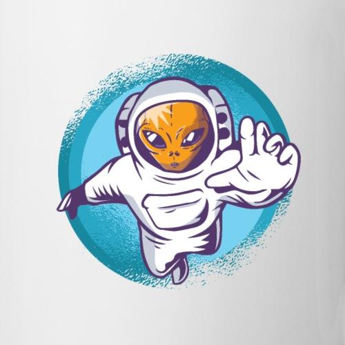 AlienAstronaut - Coffee/Tea Mug