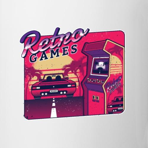 Retro Games - Coffee/Tea Mug