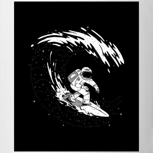 Astronaut Surf tshirt 01 HQ 01 - Coffee/Tea Mug