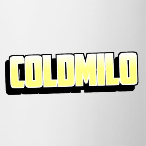 ColdMilo Logo - Coffee/Tea Mug