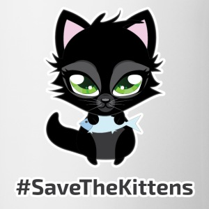 #SaveTheKittens - Coffee/Tea Mug
