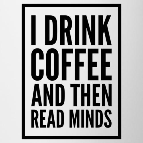 First things first - Coffee/Tea Mug