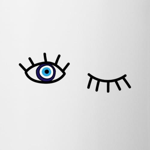 evil eye - Coffee/Tea Mug