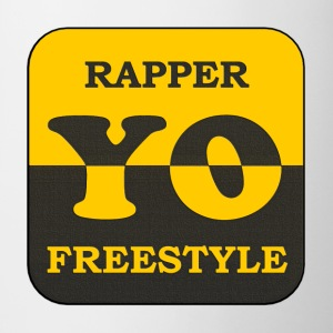 Rapper yo freestyle - Coffee/Tea Mug