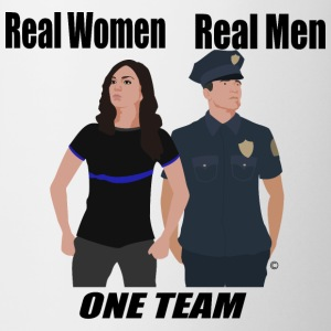 One Team: Police - Coffee/Tea Mug