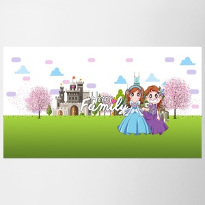 Heart Family Princesses! - Coffee/Tea Mug