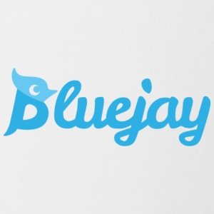 Bluejay Text - Coffee/Tea Mug
