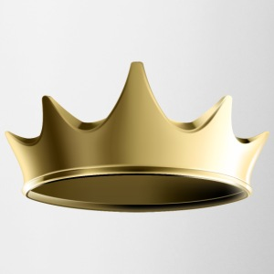 King Golden Royal crown - Coffee/Tea Mug
