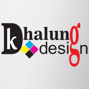 Dhalung Design Logo - Coffee/Tea Mug
