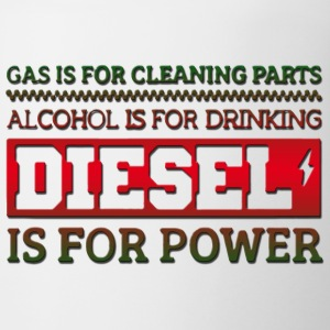 Diesel is For Power - Coffee/Tea Mug