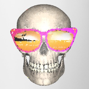 Vacation skull - Coffee/Tea Mug