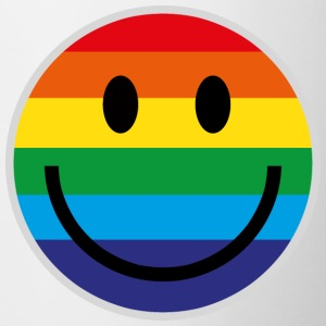 RAINBOW SMILE - Coffee/Tea Mug