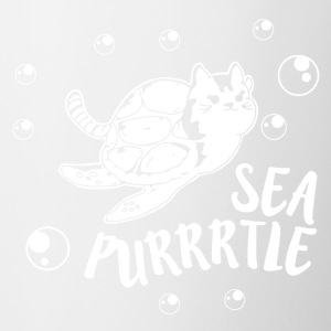 Sea Purrtle Shirt - Coffee/Tea Mug