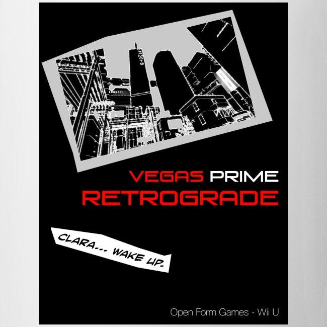 Vegas Prime Retrograde - Clara Wake Up - Black