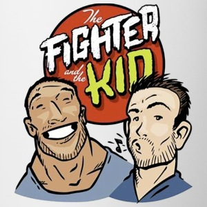 The fighter and the kid - Coffee/Tea Mug