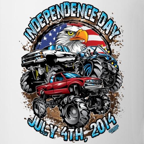 Independence Mud Trucks - Coffee/Tea Mug