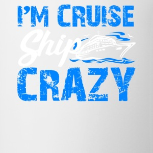 Cruise Ship Shirt - Coffee/Tea Mug