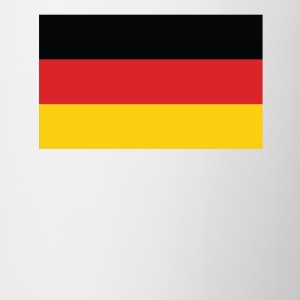 Flag of Germany Cool German Flag - Coffee/Tea Mug