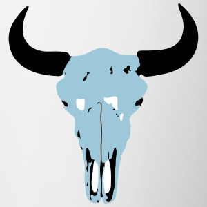 Bull skull - Coffee/Tea Mug
