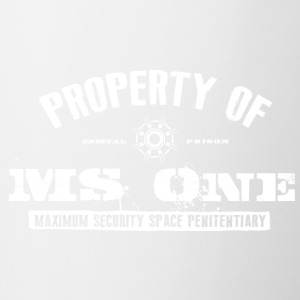 Property of MS One - Coffee/Tea Mug