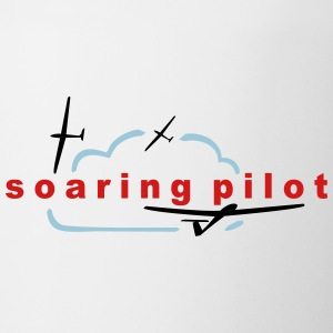 soaring pilot - Coffee/Tea Mug