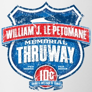 William J LePetomane Memorial Thruway - Coffee/Tea Mug