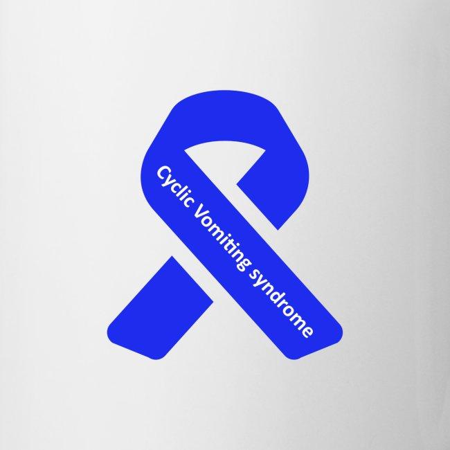 CVS awareness ribbon
