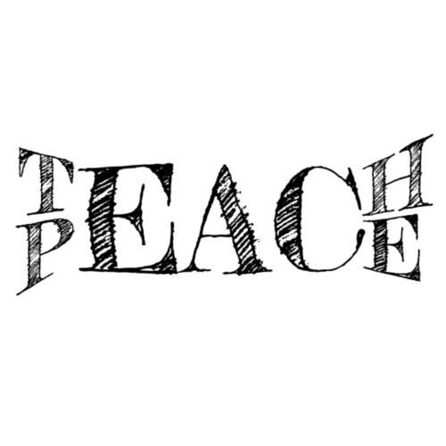 Teach Peace - Coffee/Tea Mug