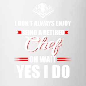 Yes I do Chef T-Shirts - Coffee/Tea Mug