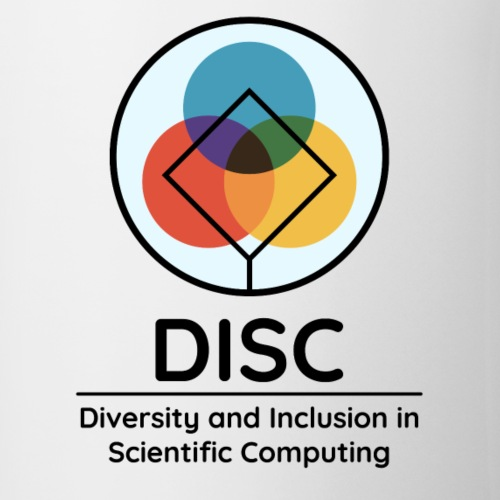 Diversity and Inclusion in Scientific Computing #2 - Coffee/Tea Mug