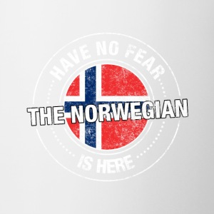 Have No Fear The Norwegian Is Here Shirt - Coffee/Tea Mug