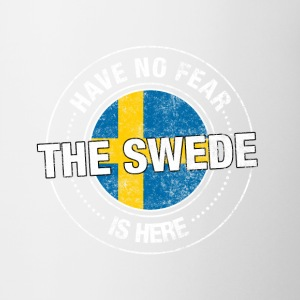 Have No Fear The Swede Is Here - Coffee/Tea Mug