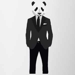 Panda In A Suit - Coffee/Tea Mug