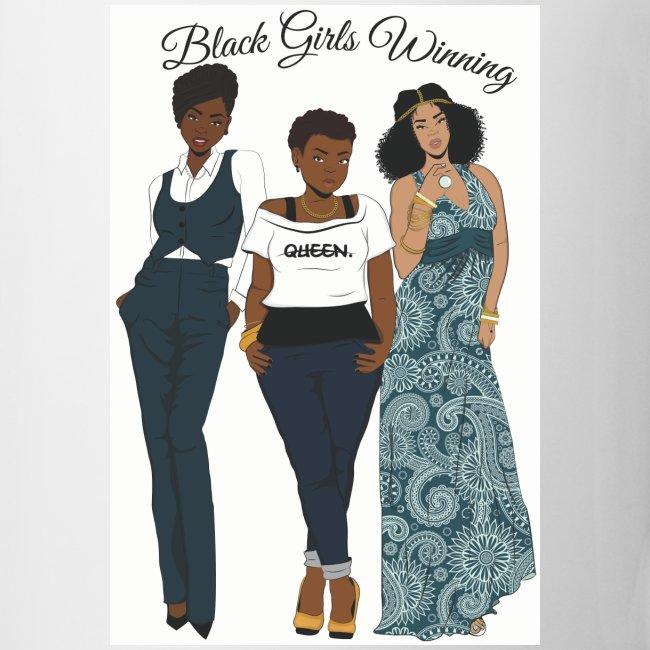 BlackGirlsWinning