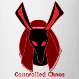 controlled chaos (set) - Coffee/Tea Mug