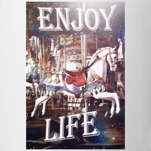 enjoy life - Coffee/Tea Mug
