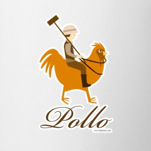 Funny Pollo Design - Coffee/Tea Mug