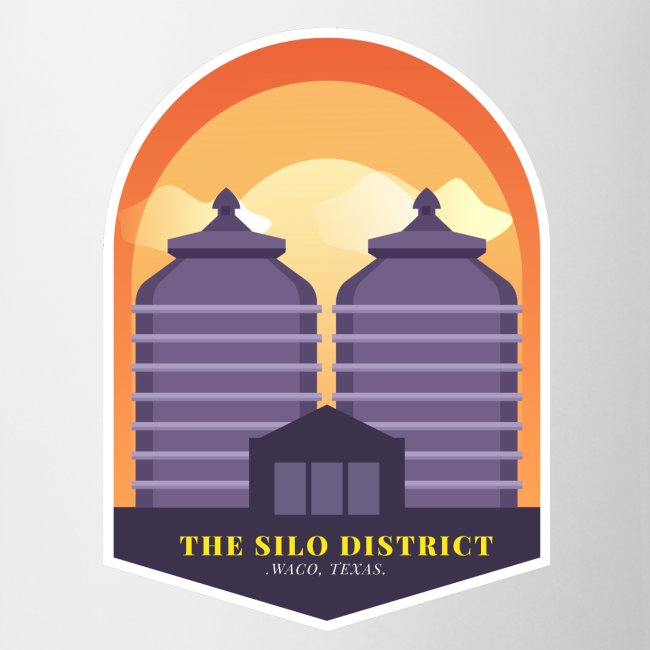 The Silos in Waco