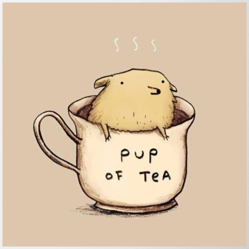 Pup of Tea - Coffee/Tea Mug