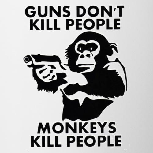 monkeys - Coffee/Tea Mug