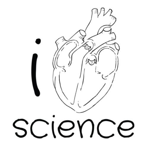 I HEART SCIENCE - Coffee/Tea Mug