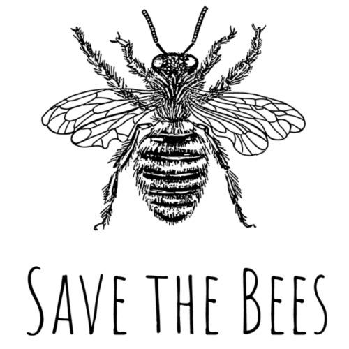 Save the Bees! - Coffee/Tea Mug