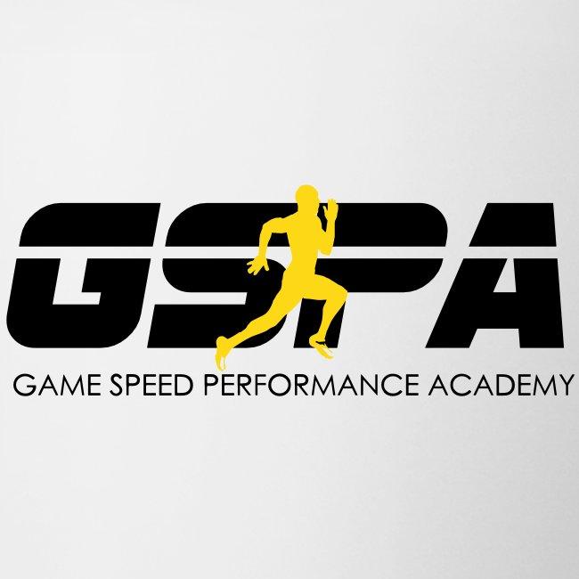 new gspa logo word 6inch