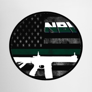 NBI Airsoft Team Logo! - Coffee/Tea Mug