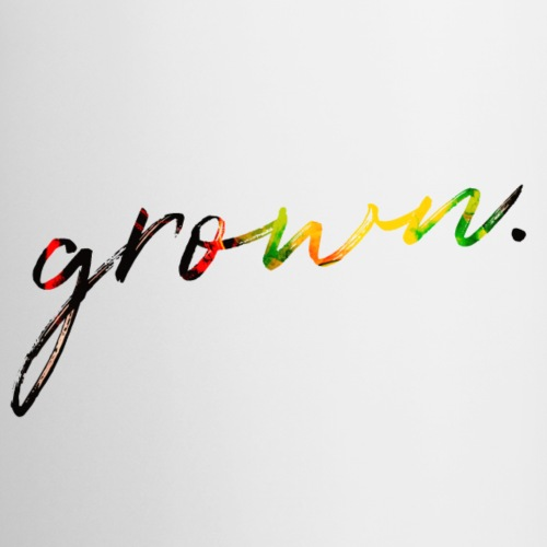 grown. tee - Coffee/Tea Mug