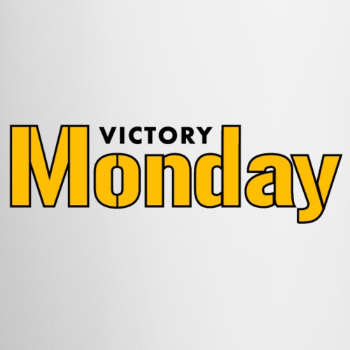 Victory Monday (White/1-sided) - Coffee/Tea Mug