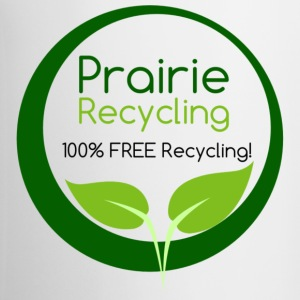 Prairie Recycling Official Logo - Coffee/Tea Mug