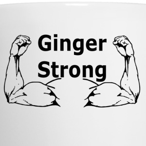 Ginger Strong - Coffee/Tea Mug