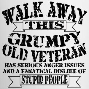 Grumpy Old Veteran - Coffee/Tea Mug